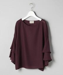 UBCS PE/W 層疊袖 罩衫