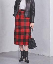 UWSC 蘇格蘭格紋窄裙
