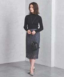 UBCS 黎巴蕾絲 窄裙