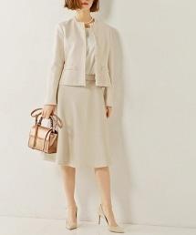 UBCE TA/P 綢緞荷葉裙