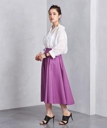 ○UWCS 不規則 長裙2