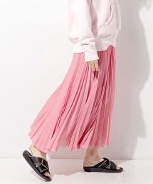 □UWMF 長版百褶裙