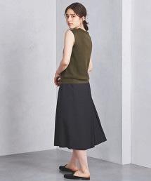 UBCS 打摺拼接 裙子