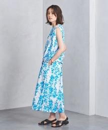 <SACRA>NEGA 花朵印花裙
