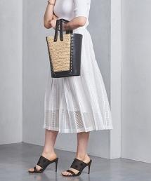 UBCS 蕾絲褶裙