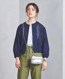 UWSC 棉質蕾絲外套