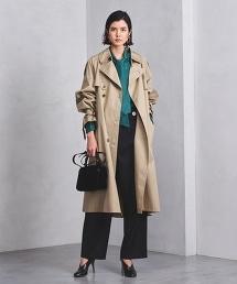 UGMSL 寬版風衣Trench coat