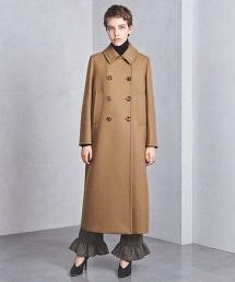 UGMSC 長版海軍雙排釦大衣(Pea Coat)