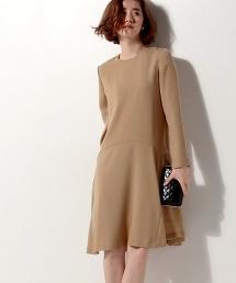 UPKS P/CU 荷葉裙擺洋裝