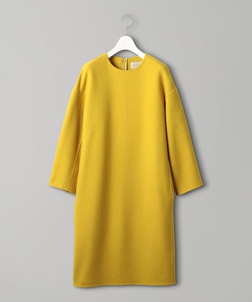 UBCS 正反兩用 無領 洋裝