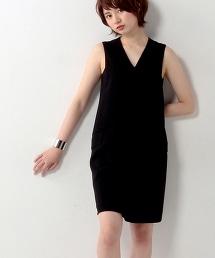 UGMM WRAP V領洋裝