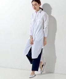 <ORIAN> 襯衫連身裙