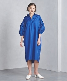 特別訂製款<TICCA>蕾絲袖 連身洋裝