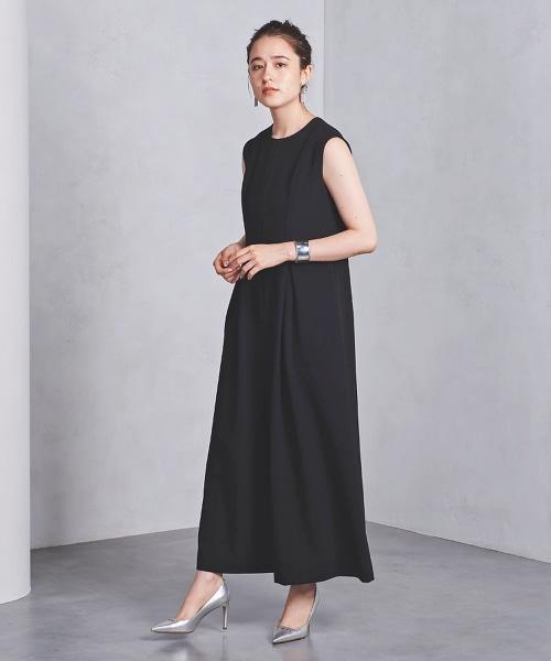 UPCB P/PU 褶裙 寬版 連身褲
