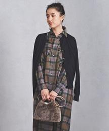 UBCB 羊毛圓領對襟外套