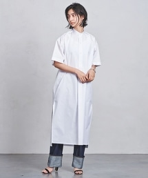 <HYKE>短袖迷嬉襯衫洋裝■■■