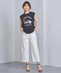 <DESIGNERS REMIX>TRUCKER 無袖T恤