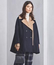 <EZUMi>海軍雙排扣大衣(Pea Coat)