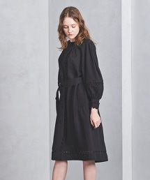 <near.nippon>刺繍襯洋裝