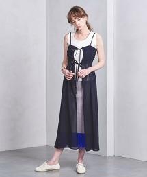 <Yasutoshi Ezumi>T恤 吊帶洋裝