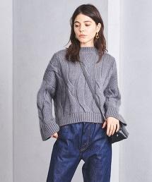 <near.nippon>麻花針織毛衣
