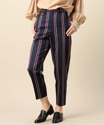 BY TRADITIONAL 英式條紋錐形褲