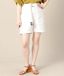 【特別訂製】<GUNG HO>短褲/白色