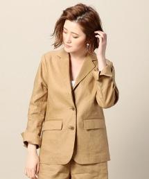 BY 素面&格紋寬鬆外套