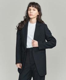 BY 素色&格紋單釦西裝外套