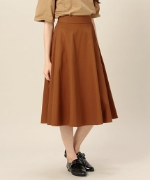 BY 棉質嗶嘰圓裙