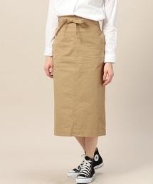 BY 綁帶設計鉛筆裙