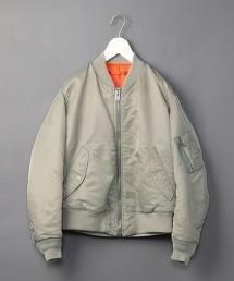<6>NYLON MA-1 JACKET/夾克