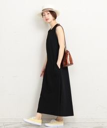 BY∴ 棉質 A-LINE 無袖洋裝