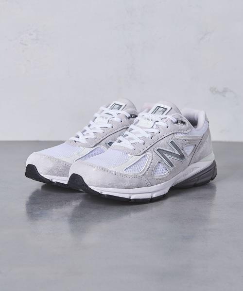 特別訂製商品<New Balance> M990v4 USA 美製球鞋 WOMENS†