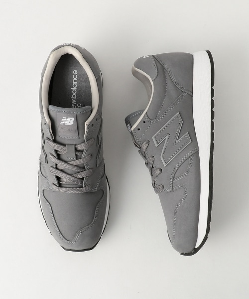 特別訂製 <New Balance>U520 WOMENS† 神秘灰慢跑鞋 女款