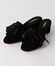 <PIPPICHIC>DRESS 穆勒鞋(Mules)