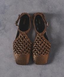 <PIPPICHIC>網眼平底鞋