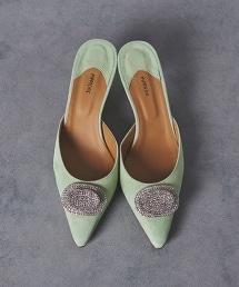 <PIPPICHIC>JEWEL 穆勒鞋(Mules)