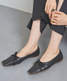 特別訂製商品<PIPPICHIC>方頭芭蕾舞鞋
