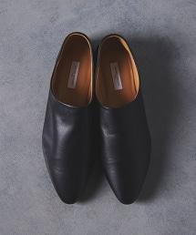 UWMSC 方頭懶人便鞋 拖鞋