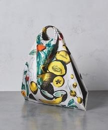 <manipuri>印花三角形手提包