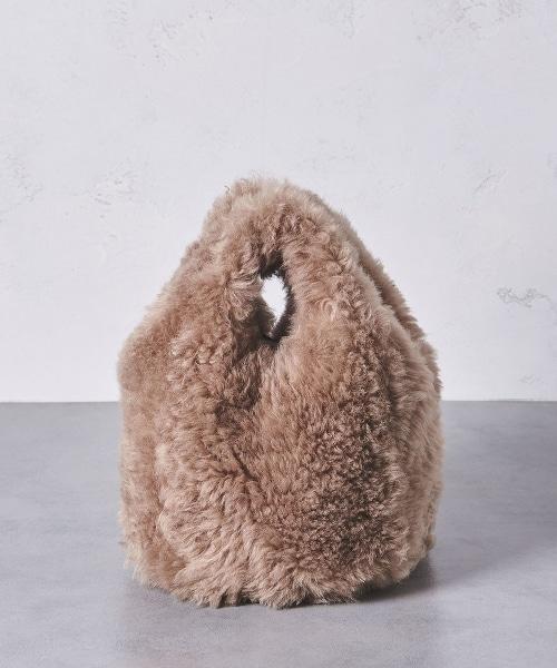 UWFC 藏羊毛托特包†