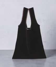 UWFM 中式刺繡雙面托特包