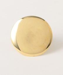 <SOKO>圓形裝飾牌 戒指