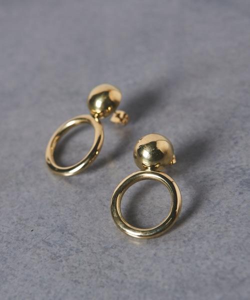 <SOKO> KUMI 水滴型耳環