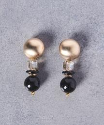 UWCS 金屬寶石耳環2