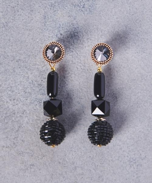 UWCS 寶石耳環