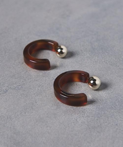 UWCS HF C字形耳環