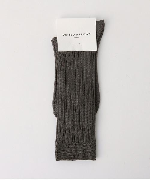UBCE 不規則羅紋襪子
