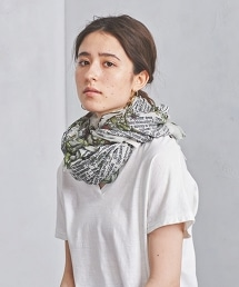 <Faliero Sarti> FLY AWAY 圍巾